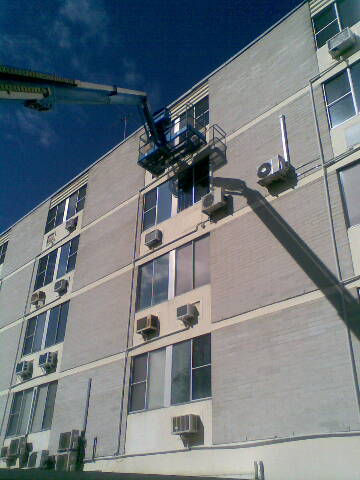 Commercial and Industrial Window Cleaning Perth