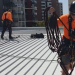 High Rise Window Cleaning in Perth